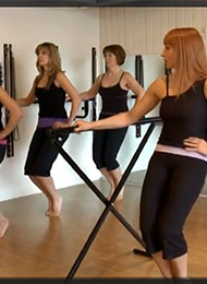 Barre Ballet Workout classes