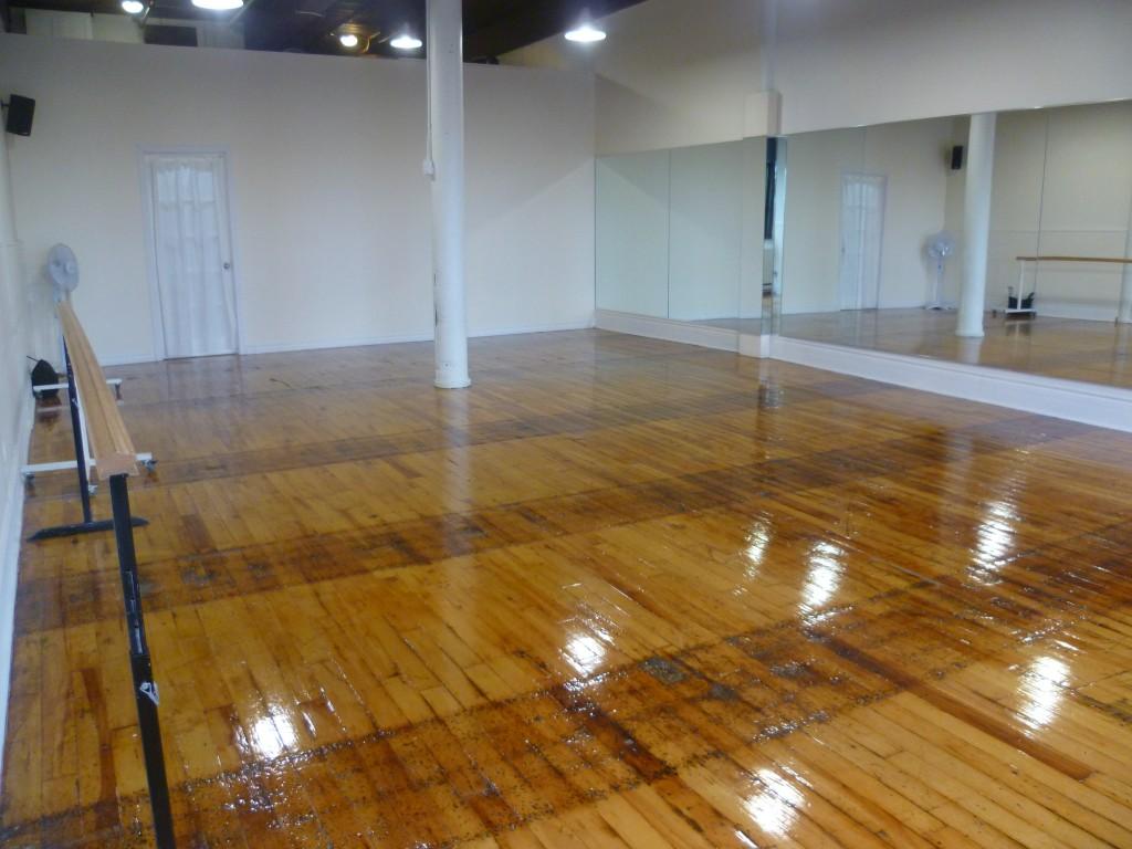 Second studio de danse SYLVIAERA - Montréal
