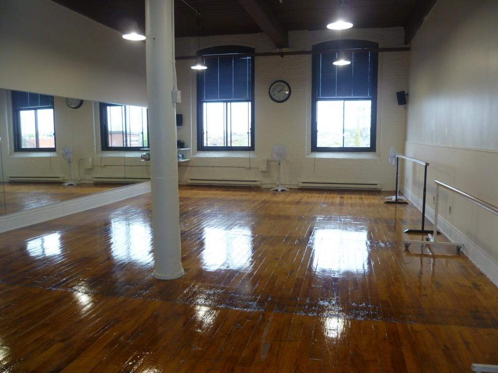 Big SYLVIAERA dance studio - Montréal