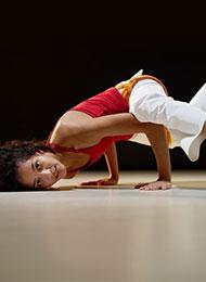 Acrobaties pour danseur