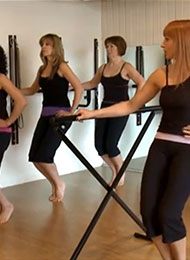 Barre Ballet Workout