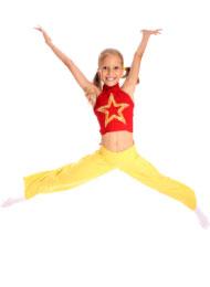 Camp de jour de danse - Été 2013