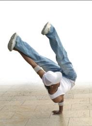 Camp de jour de danse - Acrobaties pour danseurs