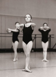 Camp de jour de danse - Ballet